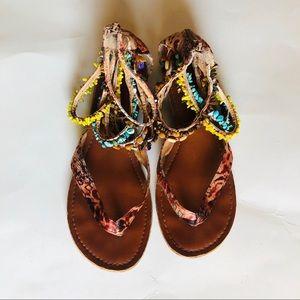 Zigi Soho Dori Sandal Size 9
